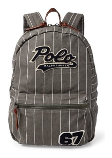 Ralph Lauren Cotton Baseball Backpack