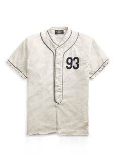 Ralph Lauren Cotton Baseball Jersey