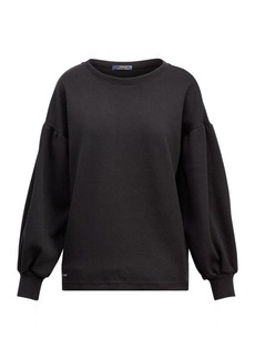 Ralph Lauren Cotton-Blend Crewneck Pullover
