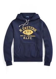 Ralph Lauren Cotton-Blend-Fleece Hoodie