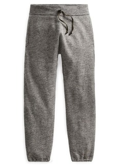 Ralph Lauren Cotton-Blend-Fleece Sweatpant