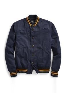 Ralph Lauren Cotton-Blend Jacket