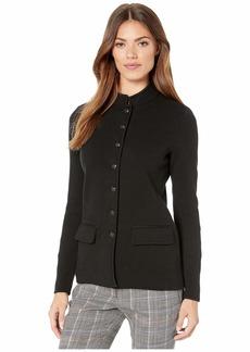 Ralph Lauren Cotton-Blend Officer's Jacket