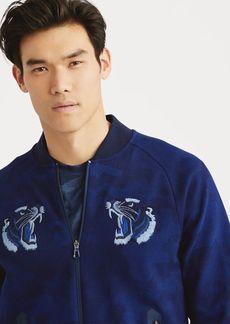 Ralph Lauren Cotton-Blend Souvenir Jacket