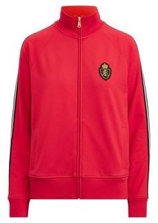 Ralph Lauren Cotton-Blend Track Jacket