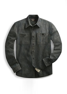 Ralph Lauren Cotton-Blend Workshirt