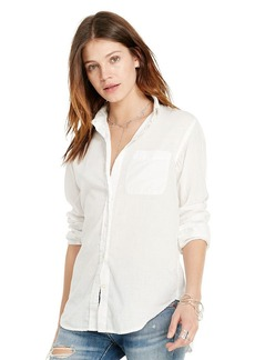 Ralph Lauren Cotton Boyfriend Shirt