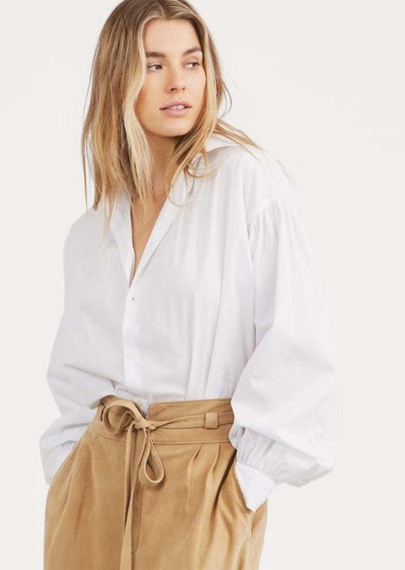 Ralph Lauren Cotton Button-Down Shirt