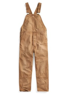 Ralph Lauren Cotton Canvas Overall