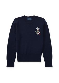 Ralph Lauren Cotton-Cashmere Sweater