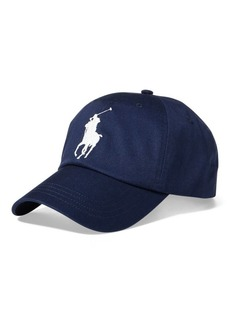 Ralph Lauren Big Pony Chino Baseball Cap