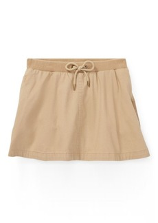 Ralph Lauren Cotton Chino Skirt