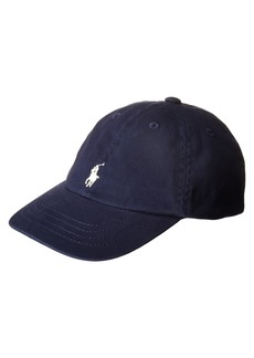 Ralph Lauren Cotton Classic Cap (Infant)