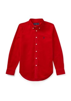 Ralph Lauren Cotton Corduroy Sport Shirt