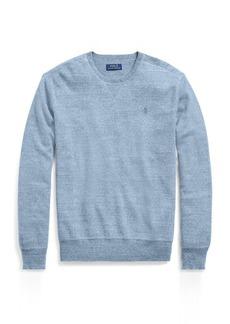 Ralph Lauren Cotton Crewneck Sweater