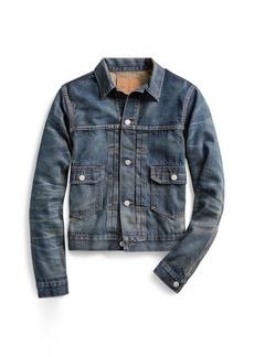 Ralph Lauren Cotton Denim Jacket