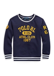 Ralph Lauren Cotton French Terry Sweatshirt