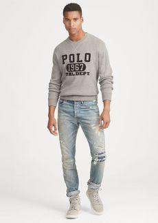 Ralph Lauren Cotton Graphic Sweater