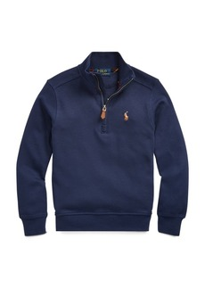 Ralph Lauren Cotton Interlock Pullover