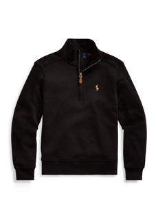 Ralph Lauren Cotton Interlock Pullover