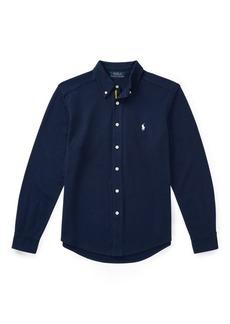 Ralph Lauren Cotton Interlock Shirt