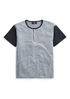 Ralph Lauren Cotton Jersey Henley Shirt