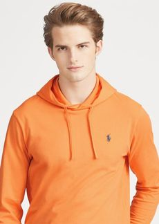 Ralph Lauren Cotton Jersey Hooded Tee