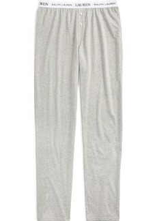 Ralph Lauren Cotton Jersey Pajama Pant