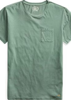 Ralph Lauren Cotton Jersey Pocket Tee