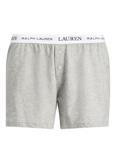 Ralph Lauren Cotton Jersey Sleep Short