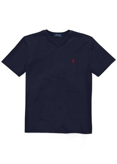 Ralph Lauren Cotton Jersey V-Neck T-Shirt