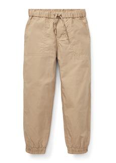 Ralph Lauren Cotton Jogger Pants  Size 5-7