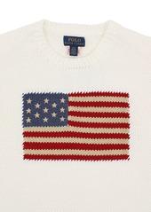 Ralph Lauren Cotton Knit Sweater
