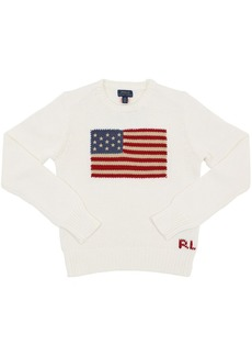 Ralph Lauren Cotton Knit Sweater