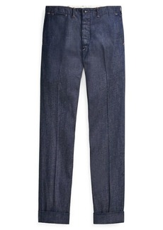 Ralph Lauren Straight Fit Denim Pant