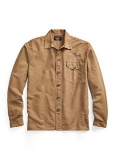 Ralph Lauren Cotton-Linen Workshirt