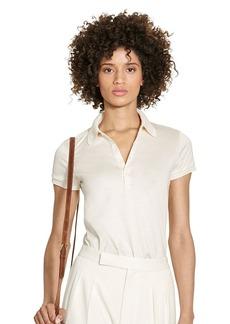 Ralph Lauren Cotton Lisle Polo Shirt