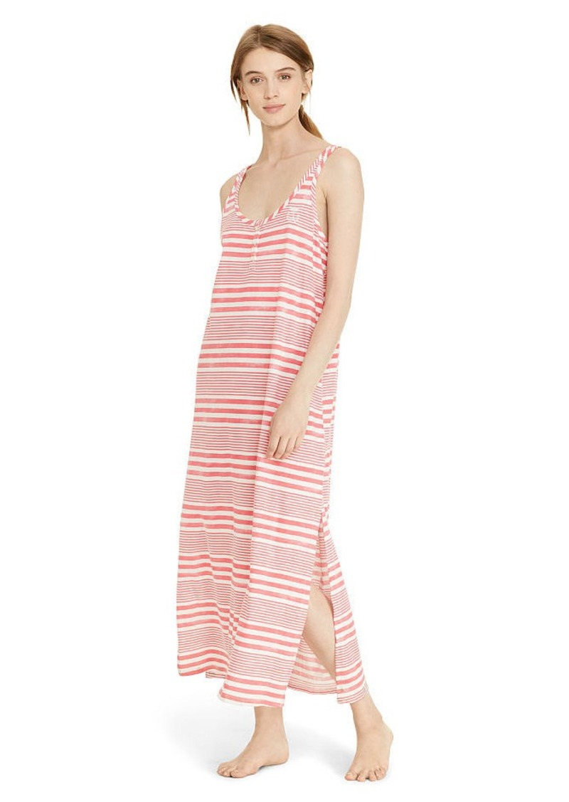 Ralph Lauren Cotton Maxi Nightgown