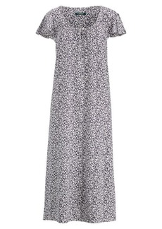 Ralph Lauren Cotton-Modal Nightgown
