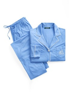 Ralph Lauren Cotton-Modal Pajama Set