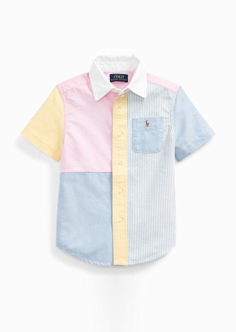 Ralph Lauren Cotton Oxford Fun Shirt