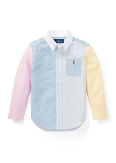 Ralph Lauren Cotton Oxford Fun Shirt