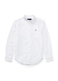 Ralph Lauren Cotton Oxford Sport Shirt