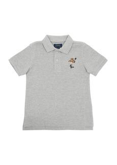 Ralph Lauren Cotton Piquet Polo