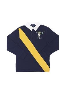 Ralph Lauren Cotton Piquet Polo Shirt