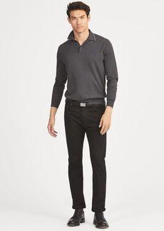 Ralph Lauren Cotton Polo Sweater