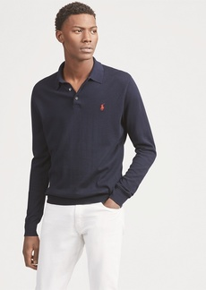 Ralph Lauren Cotton Polo Sweater