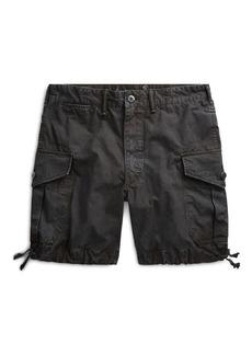 Ralph Lauren Cotton Poplin Cargo Short