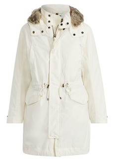 Ralph Lauren Cotton Poplin Parka