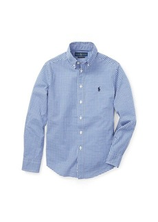 Ralph Lauren Cotton Poplin Sport Shirt